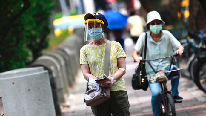 台湾延长三级警戒至6月14日,学生停课预计延长2周