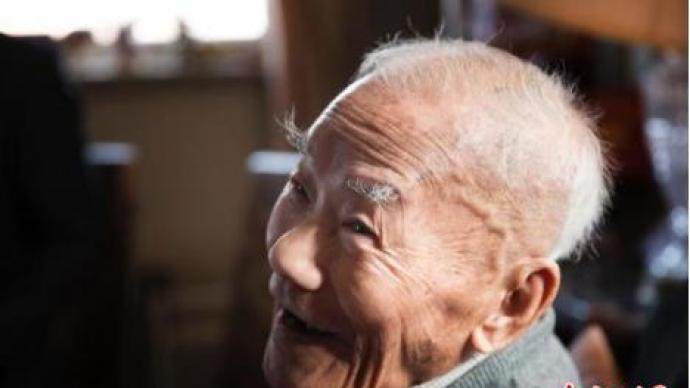 """华裔""""飞虎队""""老兵陈锦棠逝世,享年98岁"""
