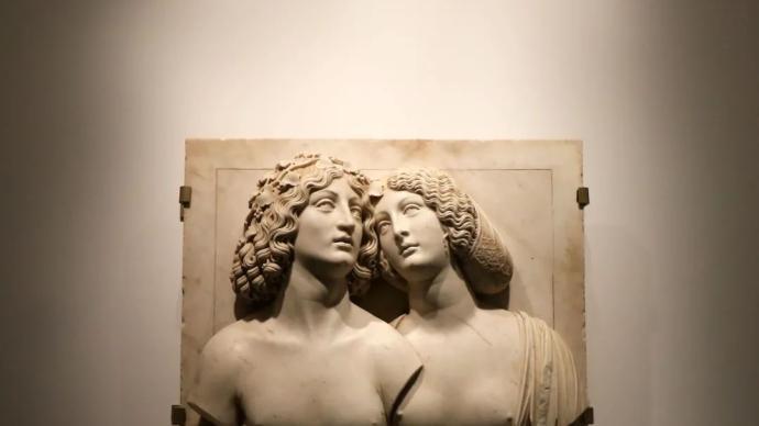 """法国卢浮宫等重开,""""肉体与灵魂""""等特展重启"""