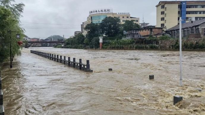江西发布今年首个洪水蓝色预警,鄱阳湖星子站将发生超警洪水