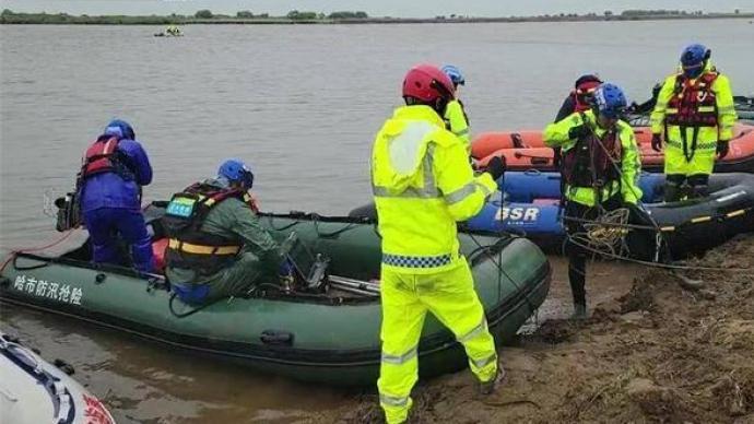 黑龙江富裕县沉船事故遇难人数增至6人,仍有3人下落不明