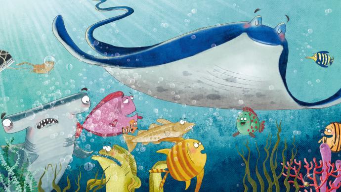丹·布朗首部童书《动物狂想曲》:悬疑小说家的绘本创作密码