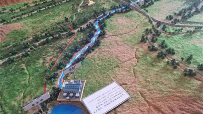 中国有约丨跨越1800公里的饮水工程造福46万伽师百姓