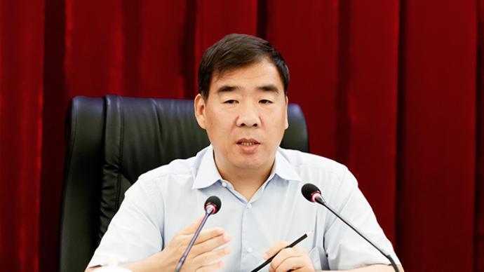 山西晋城市市长王震出任市委书记