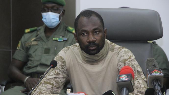 马里过渡政府副总统戈伊塔宣布解除过渡政府总统和总理特权