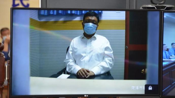 山东警察学院原党委书记张春义受贿1190万,一审获刑11年