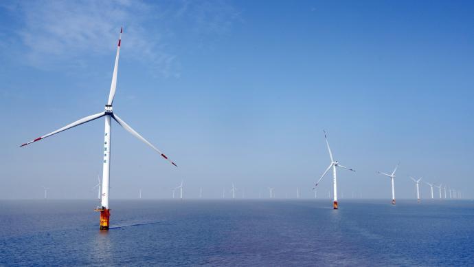 中國海上風電并網容量突破千萬千瓦