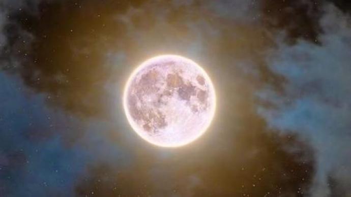 """雨水将一直下到半夜,上海无缘欣赏今晚""""超级月亮+月全食"""""""