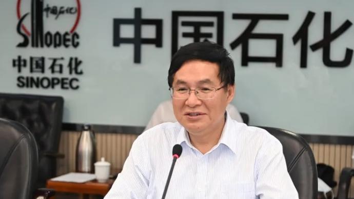 張玉卓連任中國石化董事長
