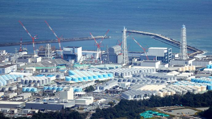 日媒:东京电力公司拟转移3万吨核污水,为排放入海做准备
