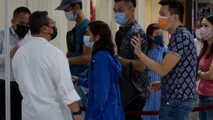 马来西亚单日新增新冠确诊病例破7000例,创单日新高