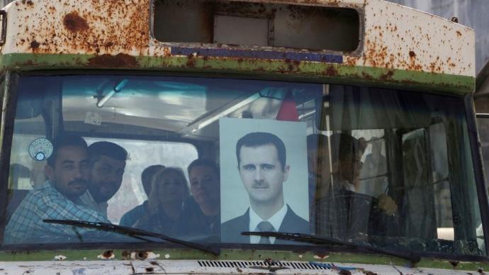 叙利亚总统选举开始投票,阿萨德预计将赢得第四任期