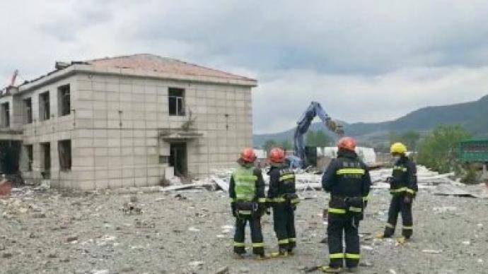 黑龙江东宁爆炸致8死4伤:系非法制造、储存爆炸物品引发