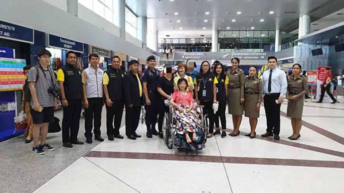 在泰国坠崖的中国孕妇:二审改判,我被打回到起点