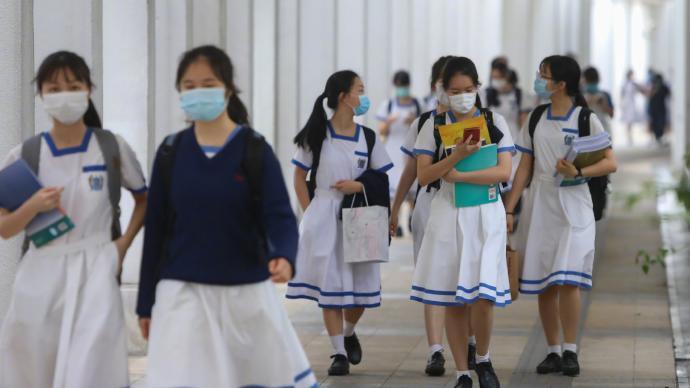 香港教育局公布4科国安教育课程框架,建议学生到内地交流