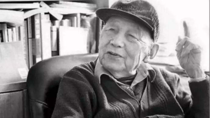 翻译家何兆武去世,享年100岁
