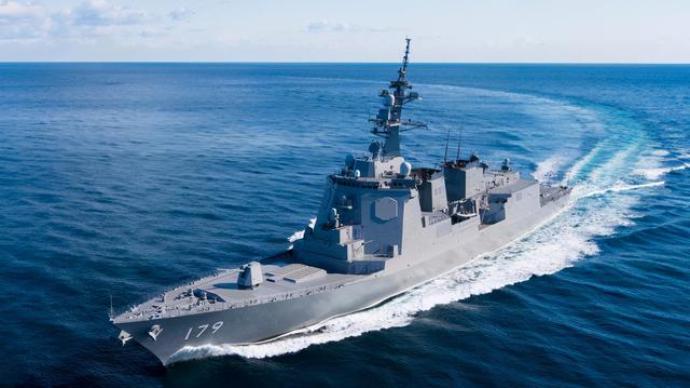"""日本""""宙斯盾""""艦計劃預算猛增,比最初計劃高出1倍"""
