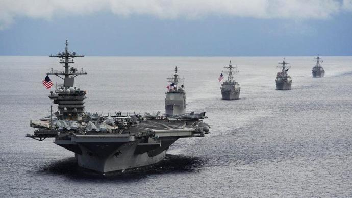 兵韜志略|美軍將舉行超大規模演習,劍指亞太大國軍事沖突?