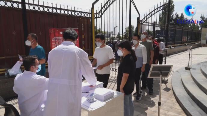 """""""春苗行动""""在乌兹别克斯坦启动,200余名在乌中国人接种"""