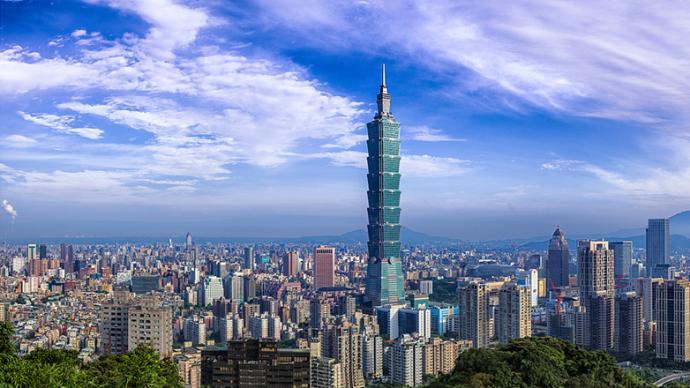 台湾单日新增320例本土病例,新增死亡病例21例
