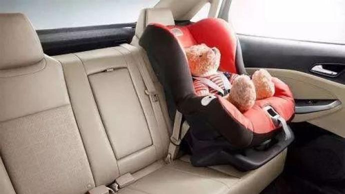 福建立法规定4岁以下儿童乘车须使用安全座椅,明年起实施