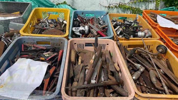 """上海海关对两家企业立案调查,退运15吨涉案""""洋垃圾"""""""