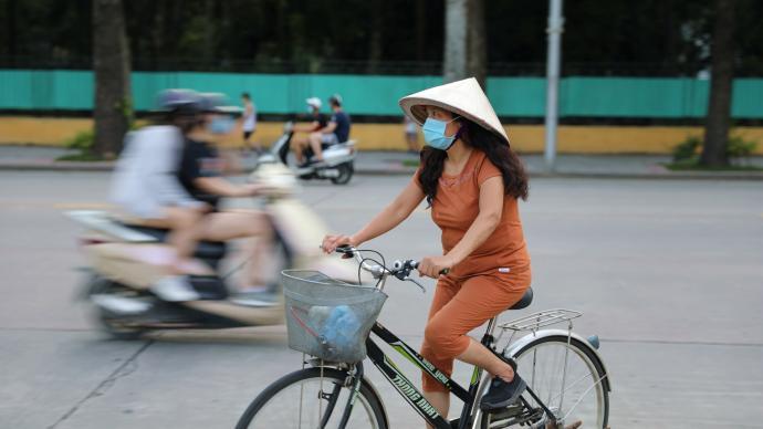 越南疫情升温,胡志明市将实施为期15天限制社交距离措施