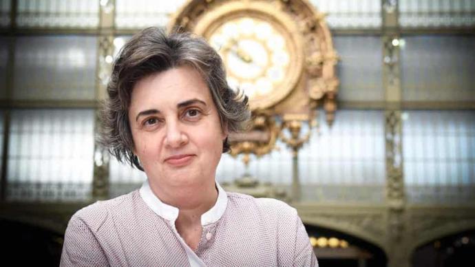一周艺术人物 卢浮宫首迎女馆长,巴西建筑师达·洛查辞世