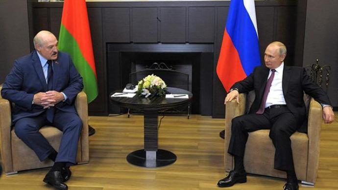 外媒:白俄罗斯面临西方制裁压力,俄确认向其提供5亿美元贷款