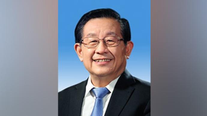 万钢当选中国科学技术协会第十届全国委员会主席