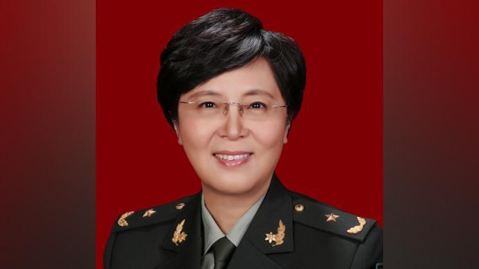 陈薇院士当选为中国科协第十届全国委员会副主席