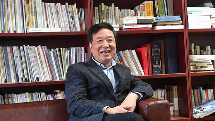 专访 王尧:在写作中安放自己,探寻来路