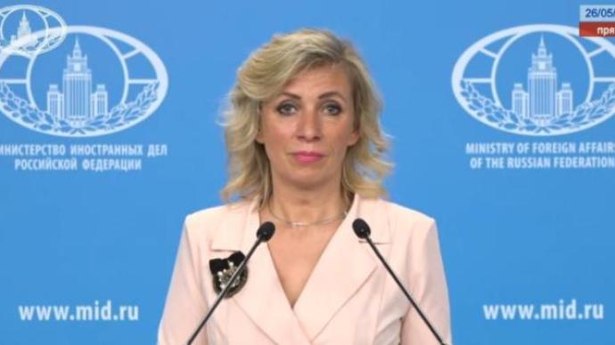 俄外交部:西方国家猜测俄参与瑞安航空航班事件毫无根据