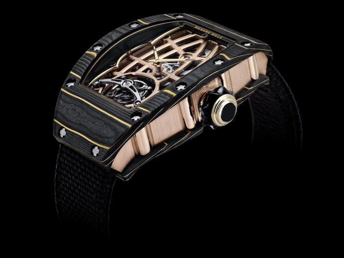 RICHARD MILLE RM 74-02腕表
