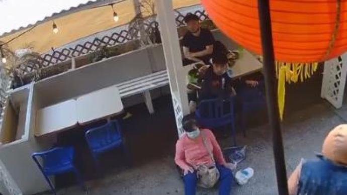 纽约唐人街一名亚裔女性当街受袭,嫌疑人因仇恨犯罪被捕