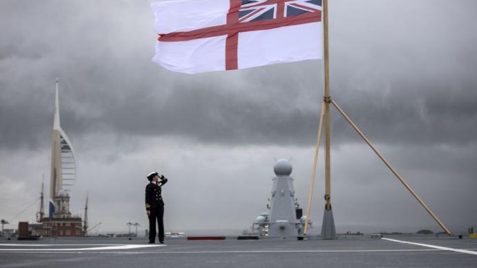 英國出現首位女性海軍少將,將主要負責訓練
