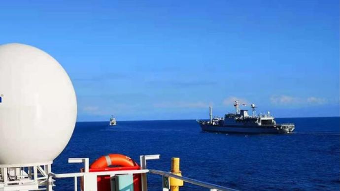 國防部:中方積極協助救援打撈印尼失事潛艇