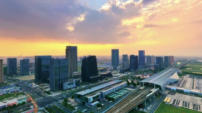 苏州北至虹桥快速专线研究正在开展,上海苏州15分钟可达