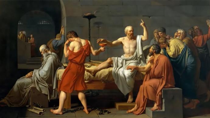 法庭中的雅典民主制:对德摩斯、苏格拉底和泰西丰的审讯