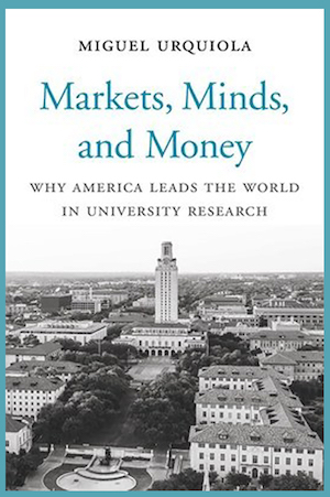 Markets, Minds and Money:Why America Leads the World in University Research