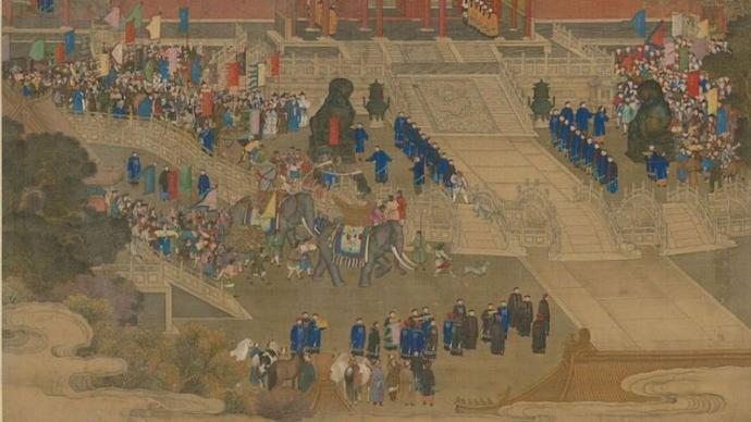 答辩·《再造中华帝国》︱明清与朝鲜在东北亚的政治博弈