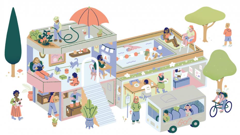旧金山湾区愿景——对于包容性社区的设想