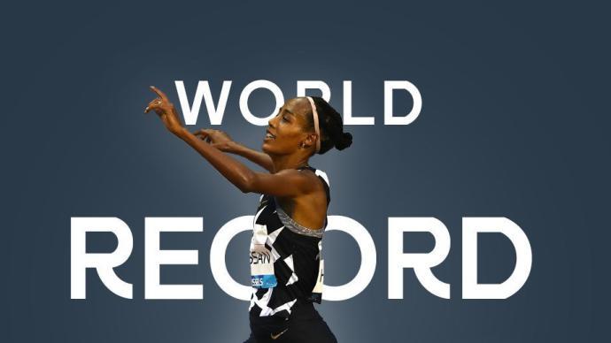 三天两破世界纪录!荷兰女选手哈桑统治万米,她曾是个难民