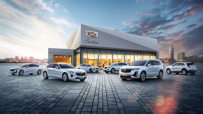 凯迪拉克今年累计零售超10万辆,明星座驾为何成市场宠儿?