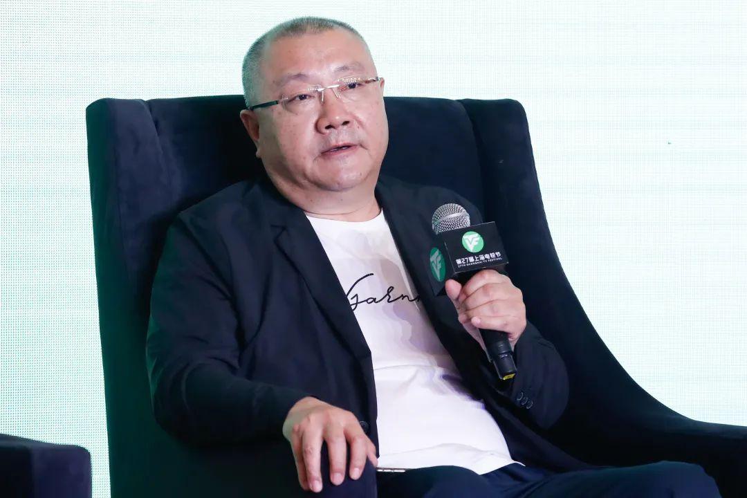 《跨过鸭绿江》总编审、总制片人王浩
