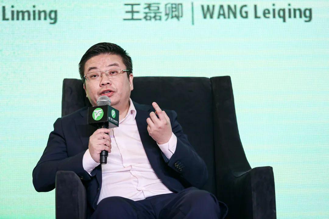 SMG副总裁、东方卫视中心总监王磊卿