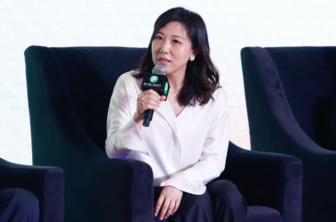 中央广播电视总台影视剧纪录片中心新媒体部副主任张雪梅