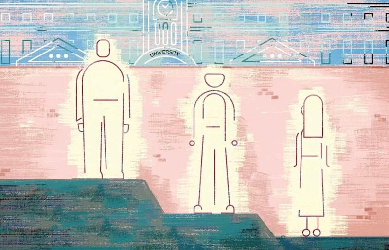 结构性不平等,来自《实验室生活第一集:作者顺序中的公平》(2021)。