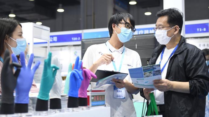 商务部:疫情对广东外贸产业链供应链暂未产生明显影响
