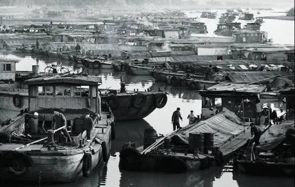 扬州古运河码头